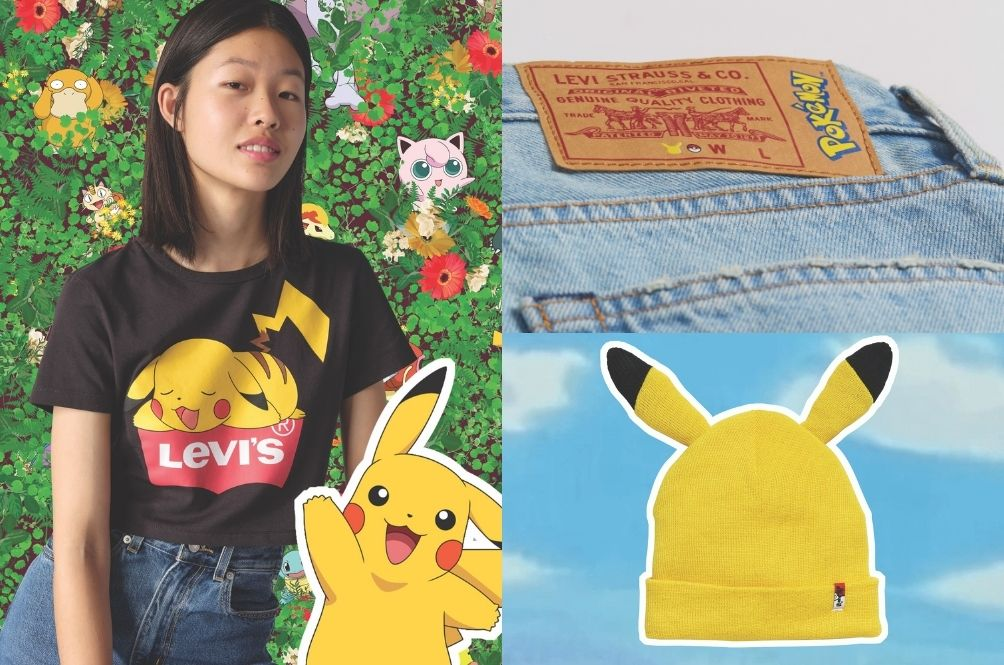 Gotta Catch 'Em All: The Levi's X Pokemon Collection Is Set To Make You Look Pika-cute!