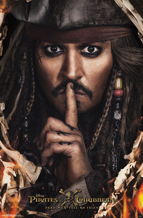 The one and only Jack Sparrow we can accept.