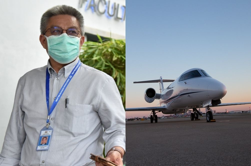 New COVID-19 SOP: Ministers To Use Private Jets On Govt Trips, Malaysians Angered