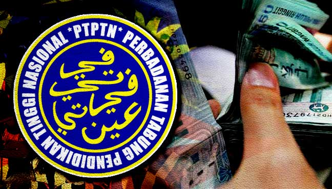 Don't 'forget' to pay your PTPTN loan ah once you reach the RM4,000 mark.