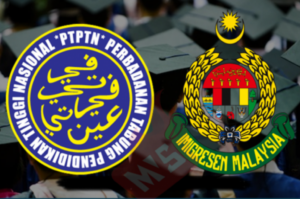 PTPTN Repayment Deferment, No Travel Ban For Those Earning Less Than RM4,000