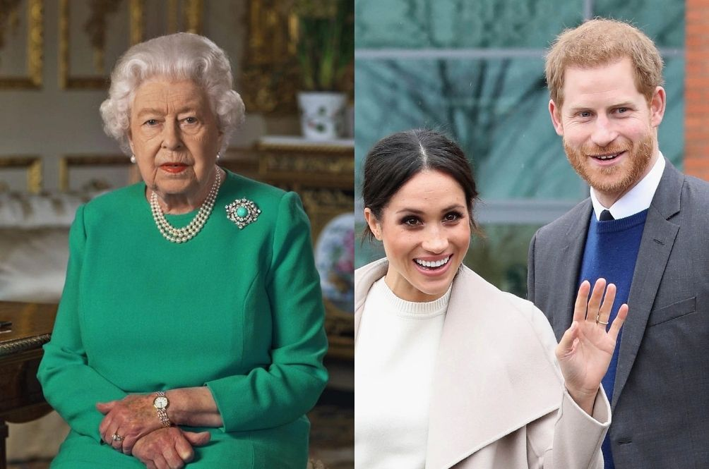 Queen Elizabeth II Finally Speaks Up About Meghan Markle And Prince Harry's Controversial Interview