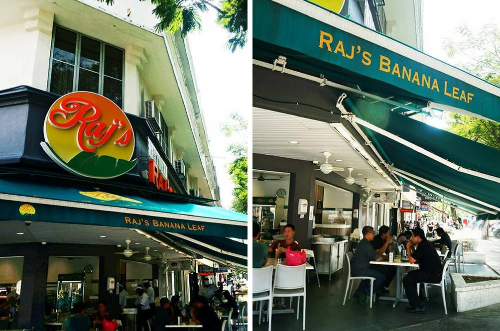 Raj's Banana Leaf Bangsar Might Be Closed For Good