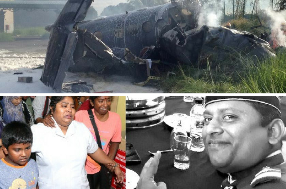 """""""We Were Supposed to Celebrate His 45th Birthday"""" – RMAF Jet Crash Pilot's Wife"""