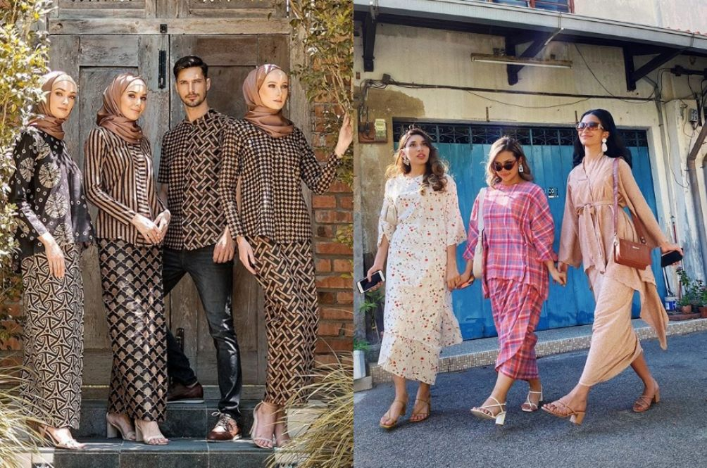 Five Local Brands You Should Shop From For Your 2020 At Home Hari Raya #OOTD