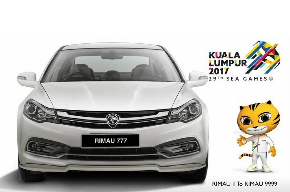 Bidding For Special Edtion 'RIMAU' Number Plates Slated To Kick Off April 1st