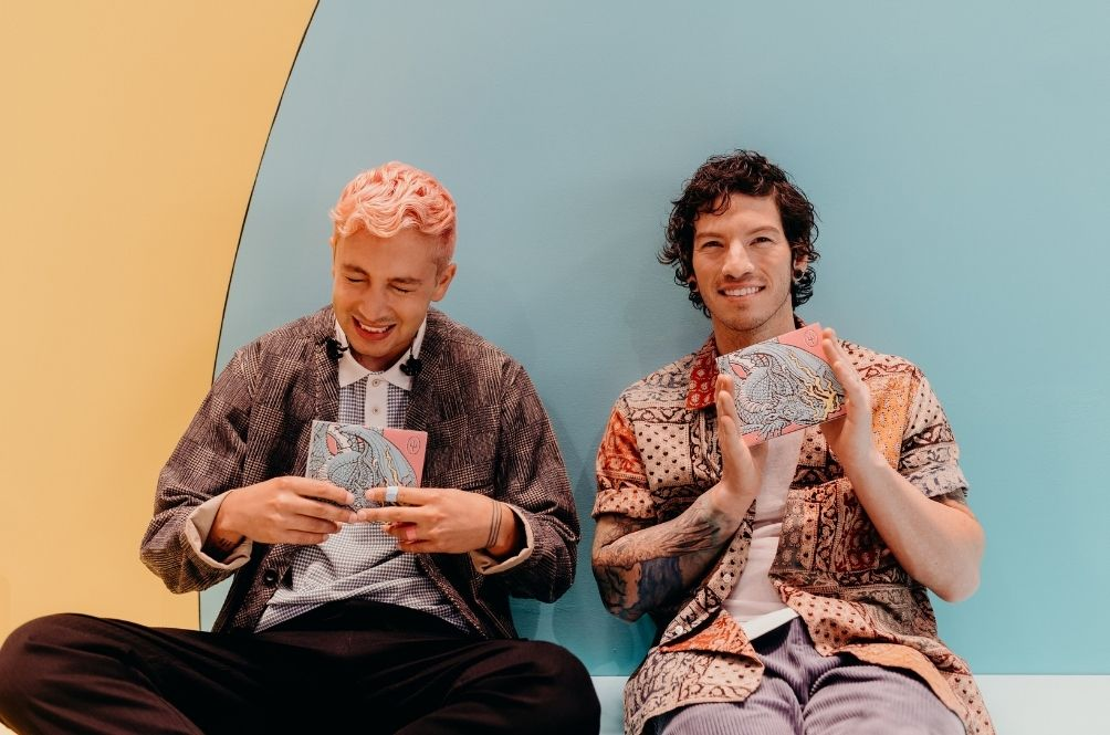 Five Things You Should Know About Twenty One Pilots And Their New Album 'Scaled And Icy'