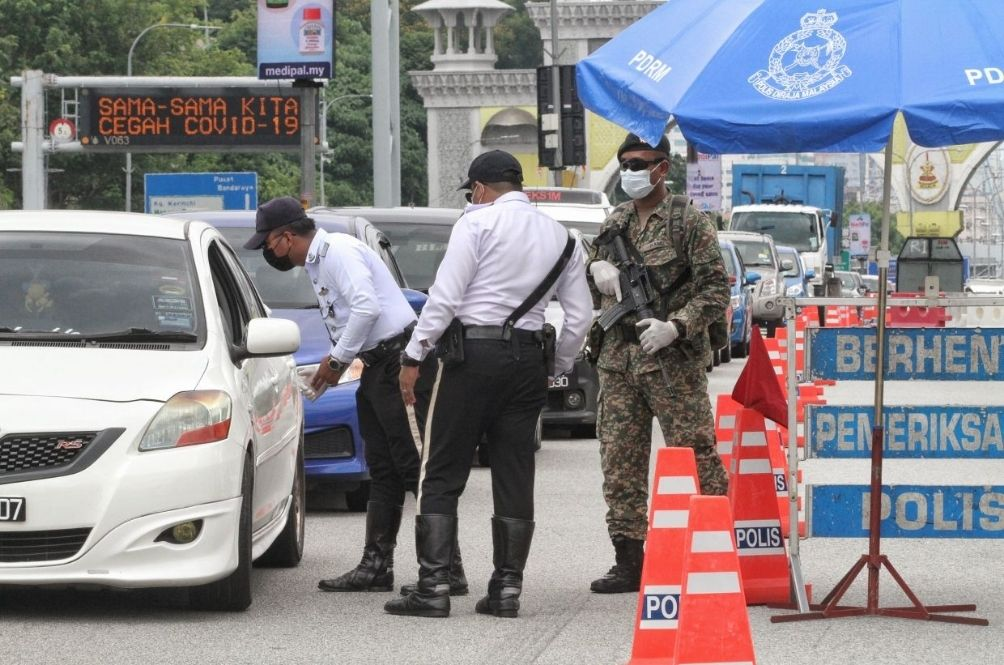 No Double Standards: PDRM To Fine VIPs And Politicians Who Violate MCO SOPs On The Spot