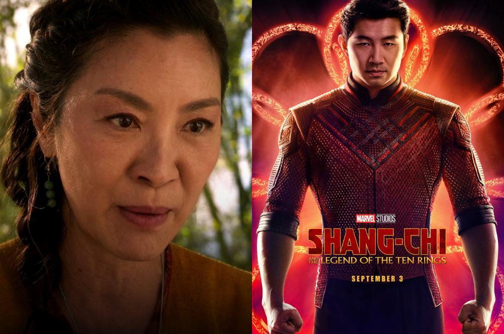 Michelle Yeoh And Two Other Surprise Characters Revealed In Latest 'Shang-Chi' Trailer