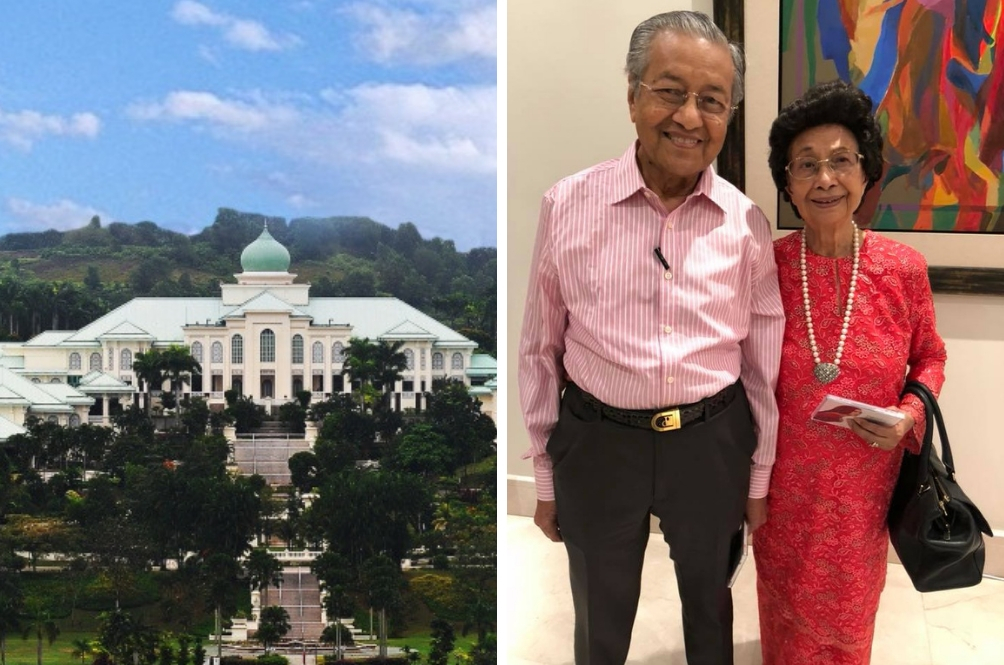 Malaysians Can Now Visit Tun Mahathir's Official Residence In Putrajaya