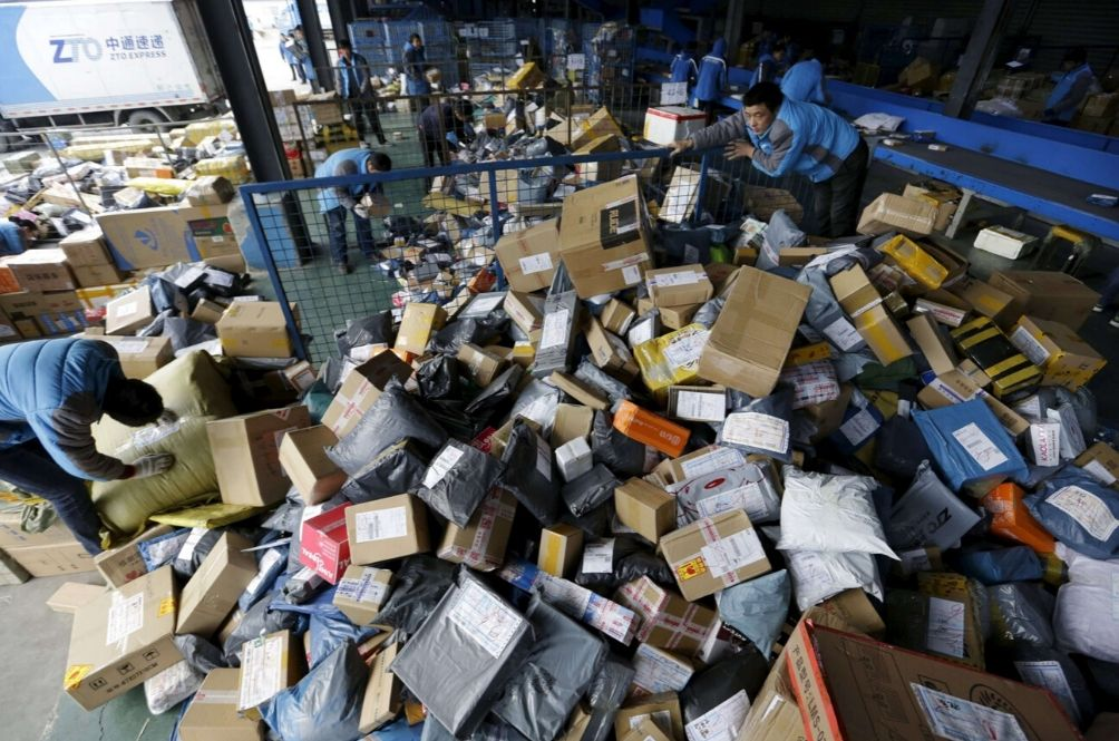 Add (More) To Cart: WHO Says It's Safe To Receive Parcels From China