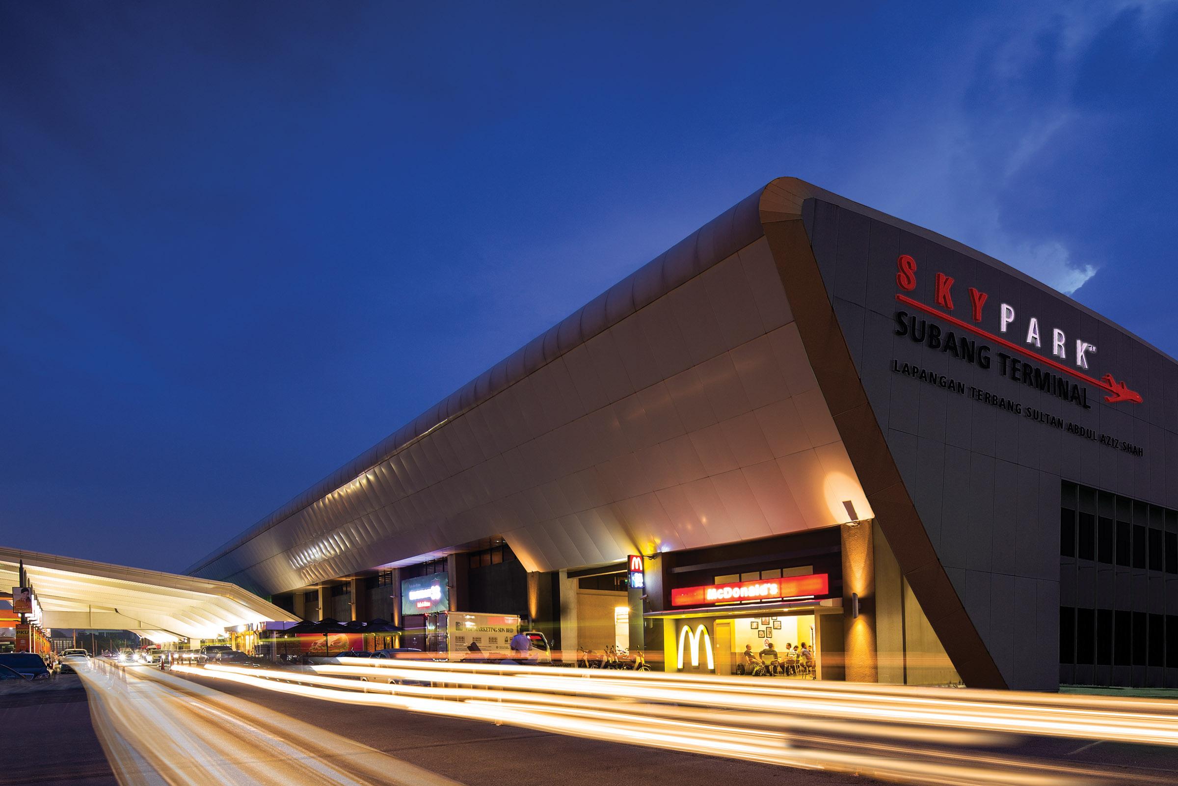 We prefer Subang Airport than KLIA/KLIA2, tbh.