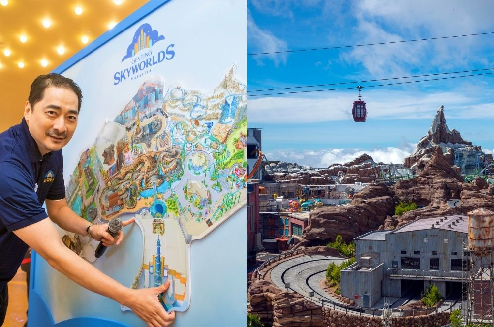 4 Things You Need To Know About Genting SkyWorlds Theme Park That's Opening Soon In 2021