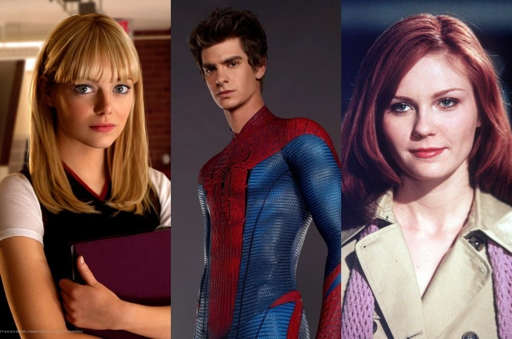 Spidey Reunion: Andrew Garfield, Kirsten Dunst, And Emma Stone Return For 'Spider-Man 3'