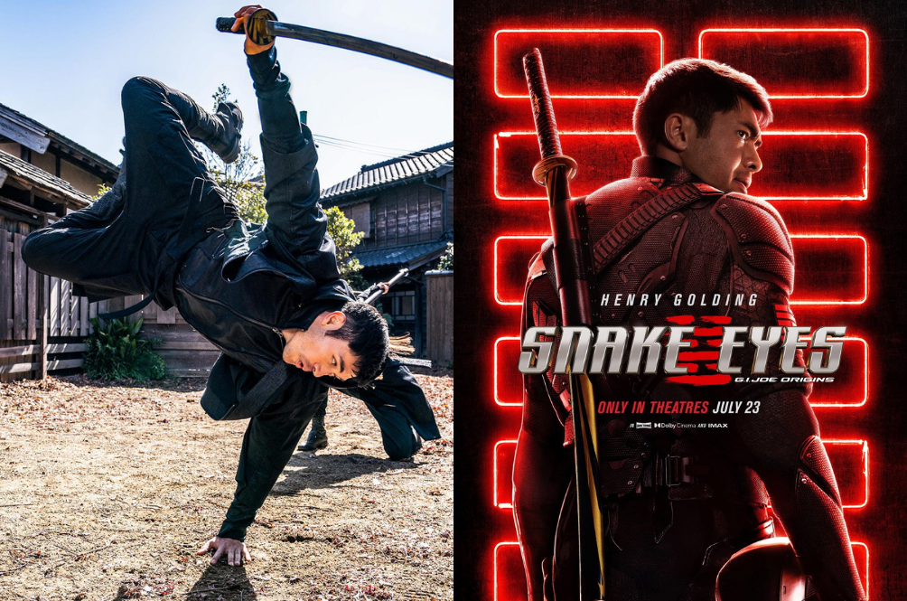 Malaysians Are Excited To Watch Henry Golding's First Ever Superhero Film – 'Snake Eyes'