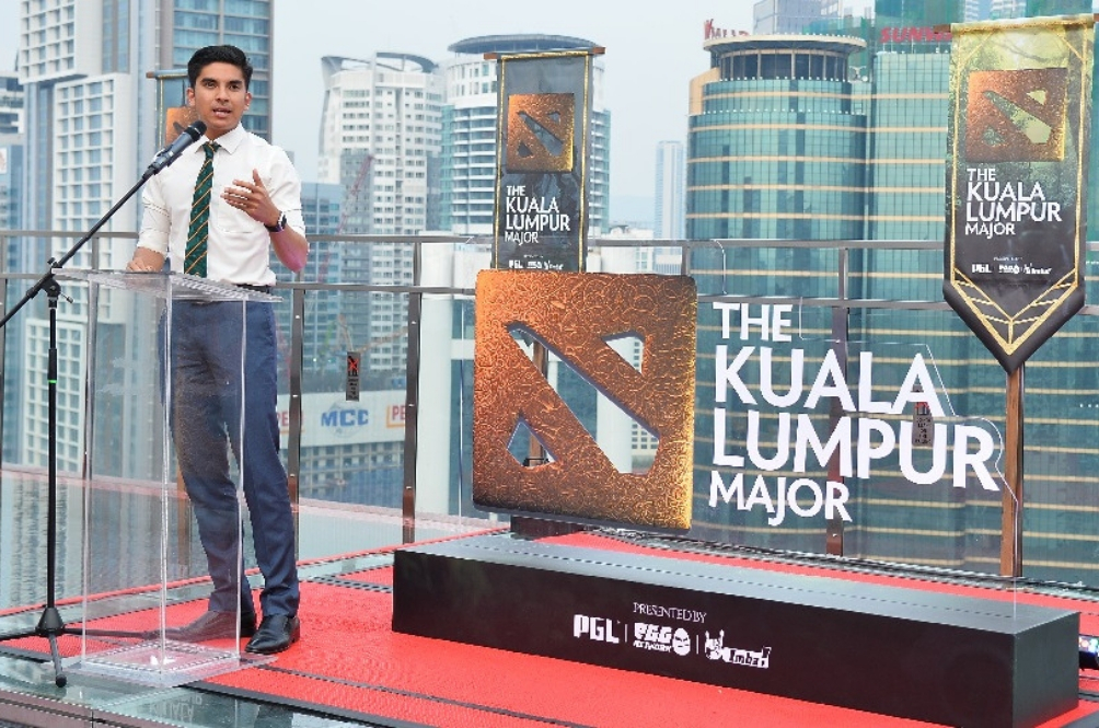 Syed Saddiq Is Planning To Build An eSports Arena In KL And Form A National Dota 2 Team