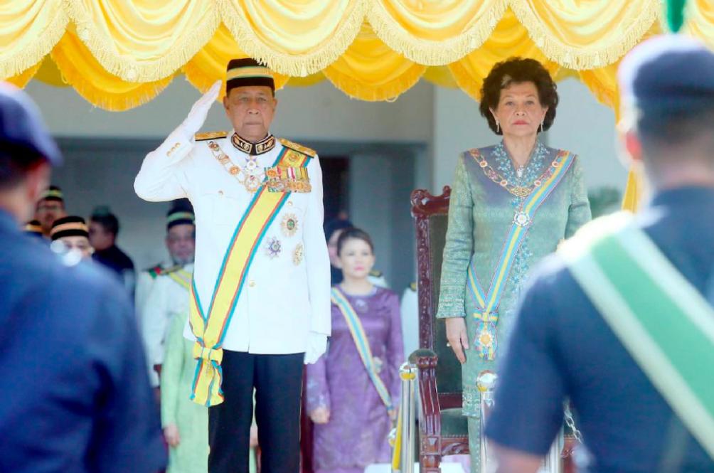 Tunku Sallehuddin Sultan Badlishah Named As The New Sultan Of Kedah