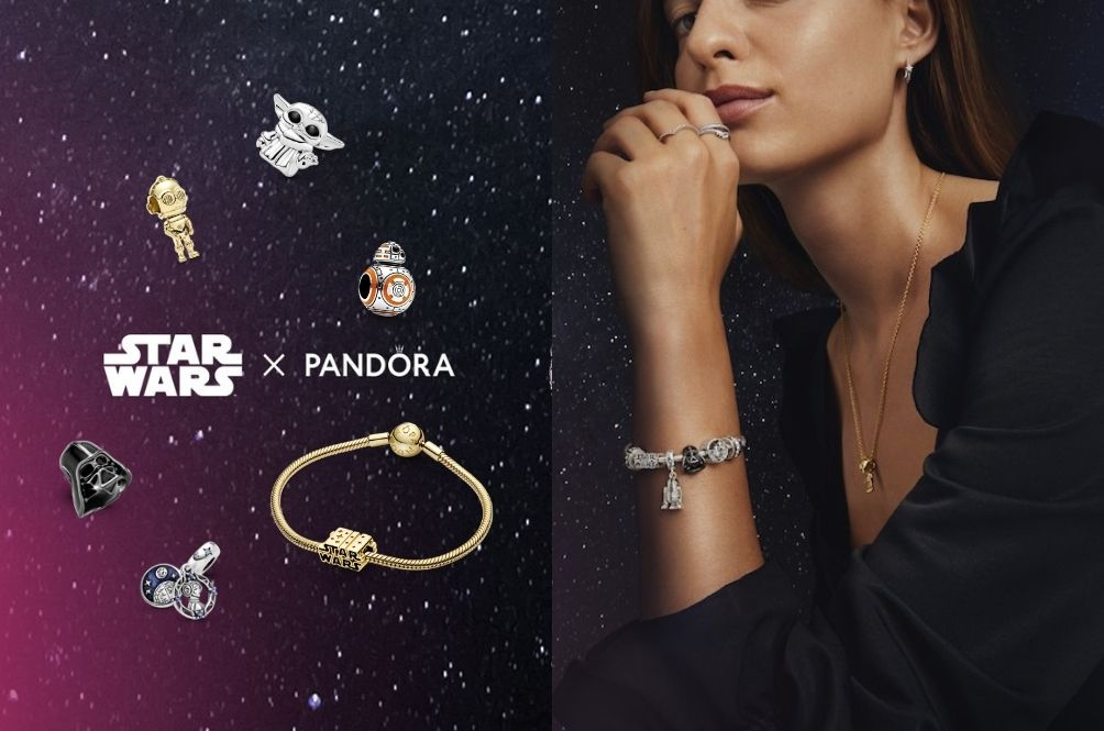 May The Force Be With Your Purse As Pandora Drops New 'Star Wars' Collection