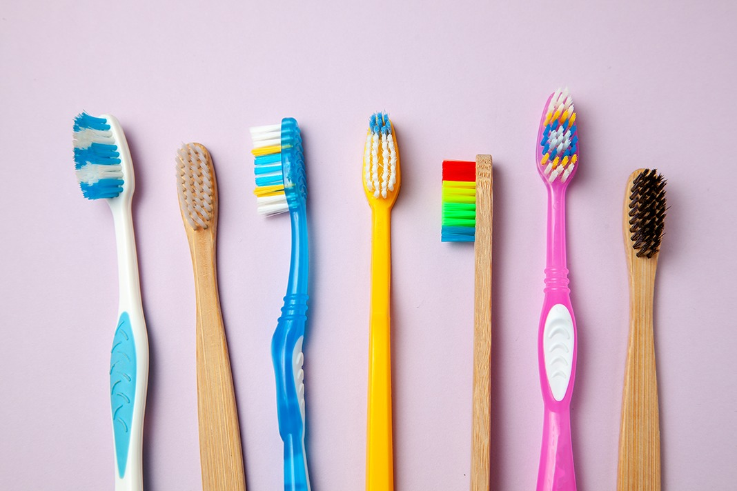 What type of toothbrush do you use?