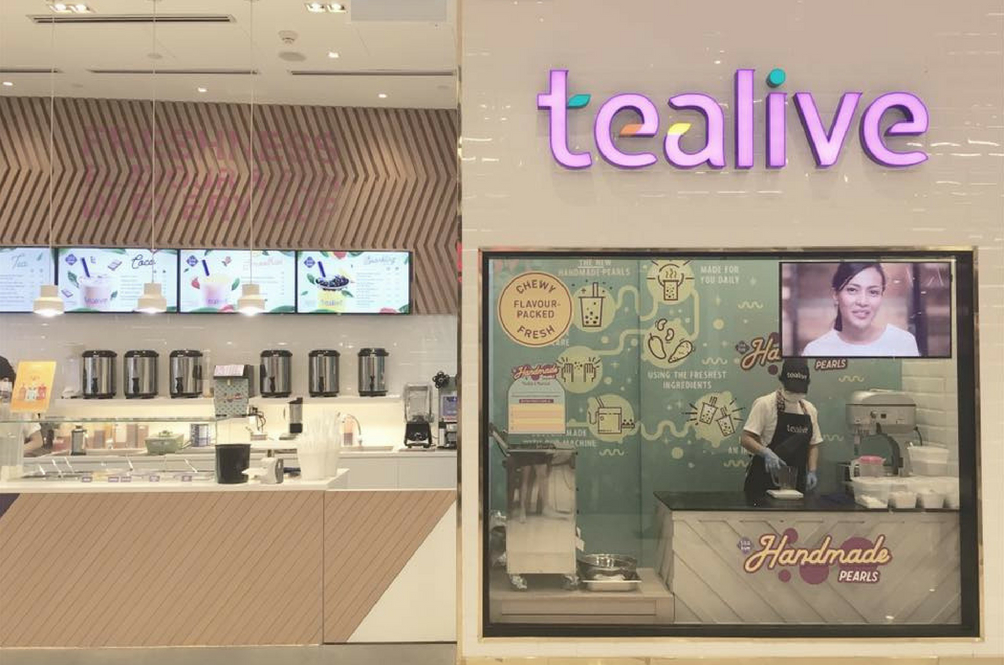 Tealive Malaysia Stays Alive… For Now