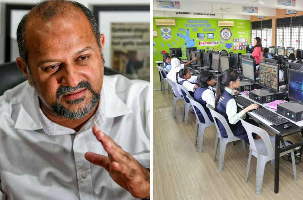 The Communications and Multimedia Minister Plans To Set Up A Technology Stream In Schools