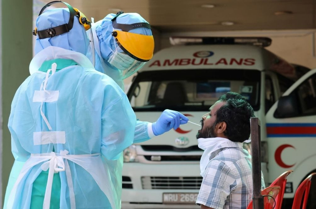 Health DG: Individuals Coming Back From Red Zones Must Undergo COVID-19 Test