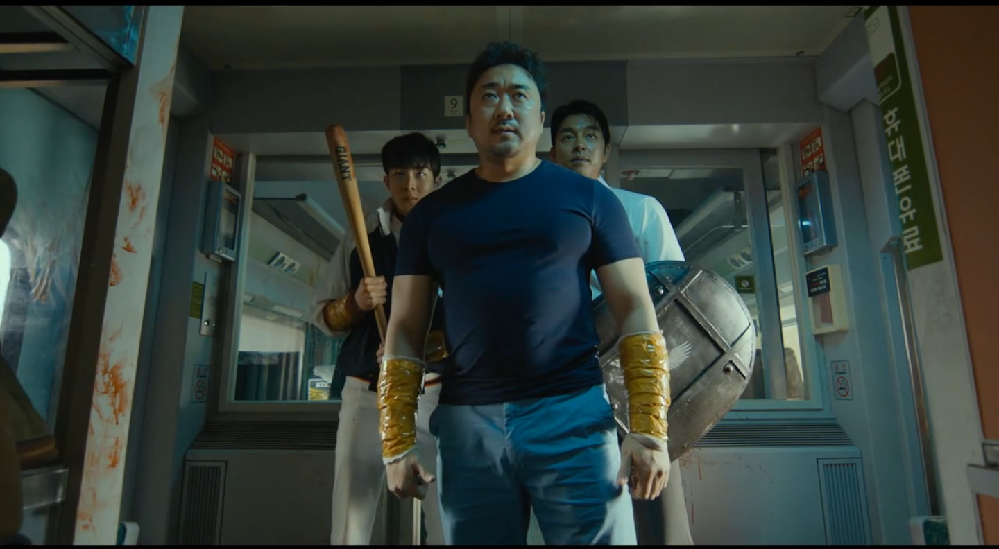 This guy was the real MVP in Train to Busan!