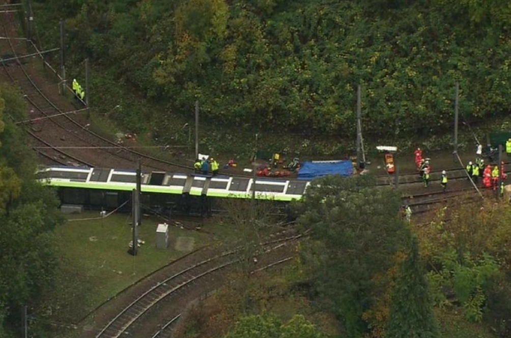 London Tram Crash: At Least Seven Killed, Over 50 Injured