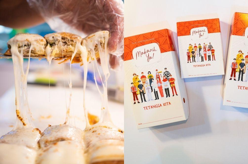 "'Martabak' Eatery Tetangga Kita Launches ""Makasih Ya"" Campaign As An Ode To Our Frontliners"