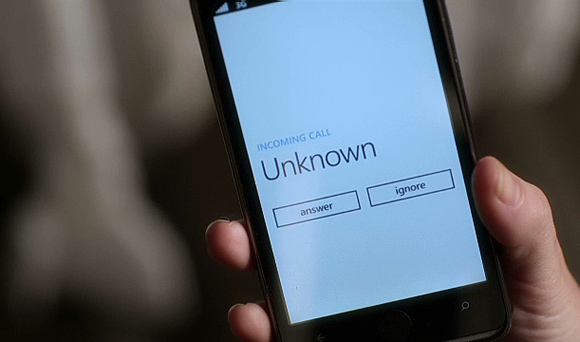 The safest thing to do is to ignore calls or messages from suspicious numbers.