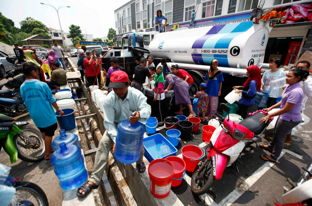 Water Supply to be Reinstated in Five Areas by Today