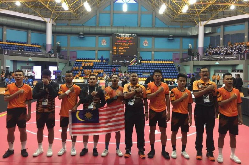 Malaysia Takes Home The First KL SEA Games Gold Medal Thanks To A Unique Sport – Chinlone
