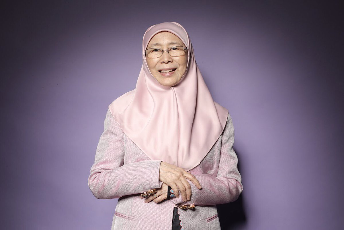 She made history by being the first female DPM!