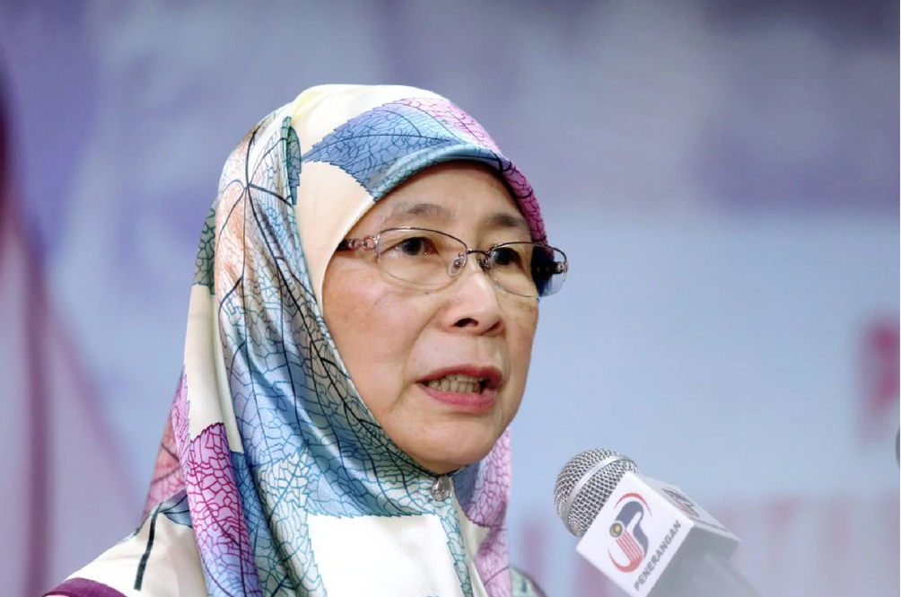 Housewife EPF: Only Applicable For First Wife, Says DPM Wan Azizah