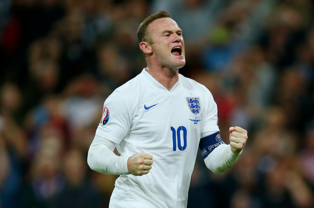 England's Top Goal Scorer Wayne Rooney Announces International Retirement