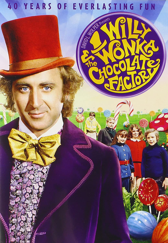 The OG Willy Wonka.