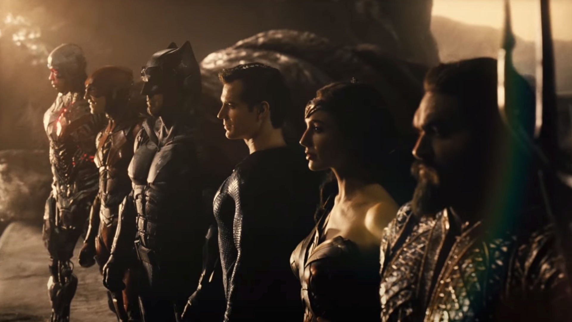 Justice League, assemble.