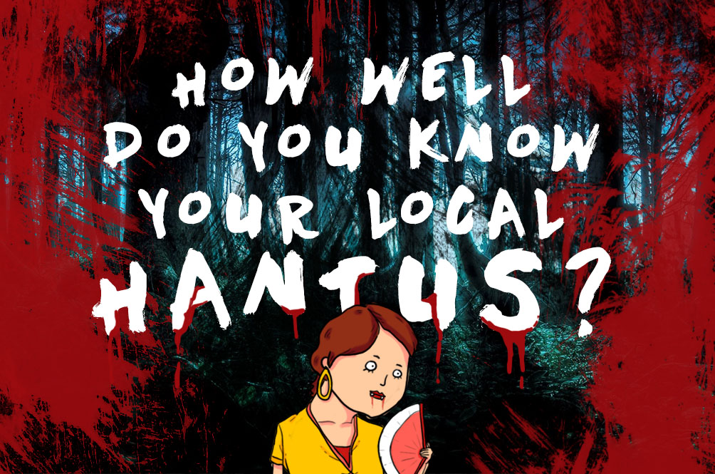 Hantu 101: The Different Types Of Local Hantu You Need To Know