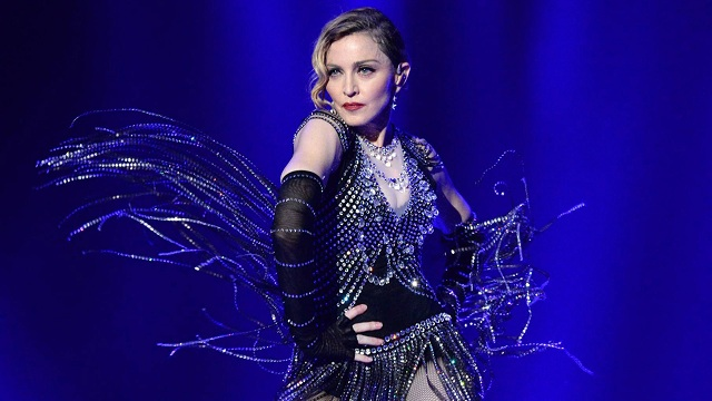 At 58, Madonna is still able to wow crowds on stage.