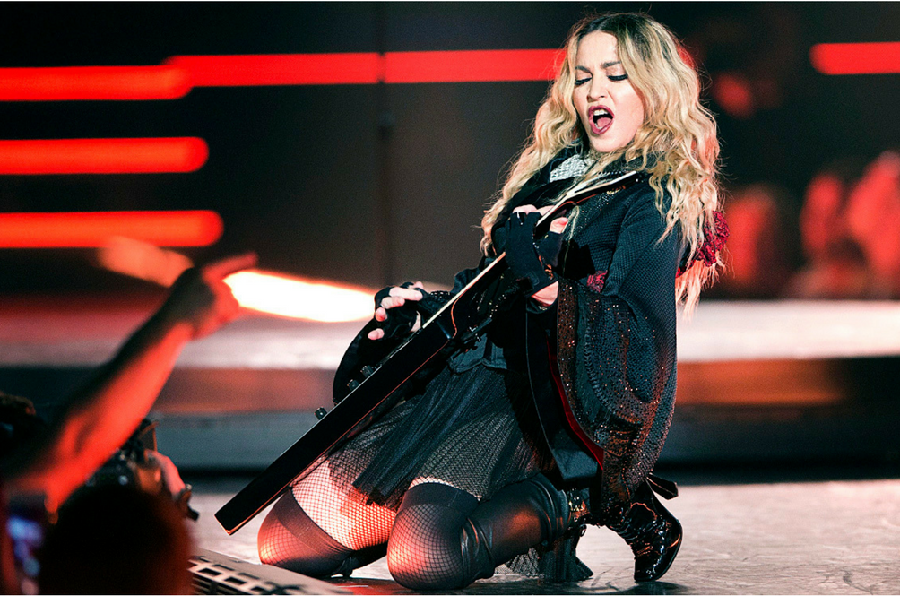 A Madonna Biopic Is In The Making