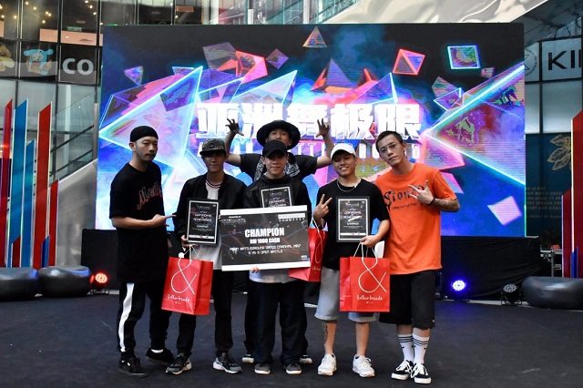 The winner of the 3-on-3 battle took home a cash prize of RM1,000.