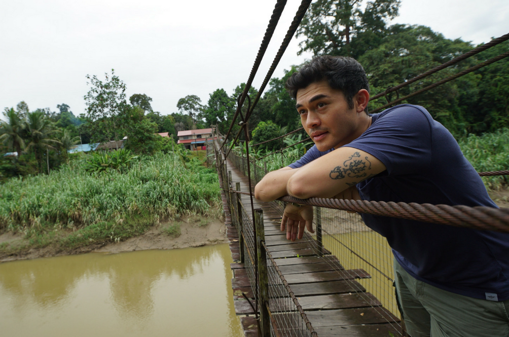 Henry Golding Returns To His Iban Roots In Discovery Channel's 'Surviving Borneo'
