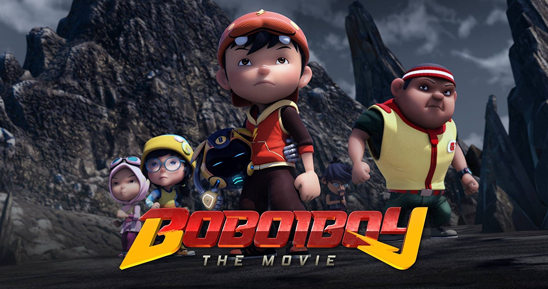 'BoBoiBoy' has stepped up way more than 'Upin & Ipin'.