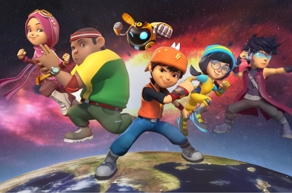 'BoBoiBoy' Is Set To Take Over China And India Next Year
