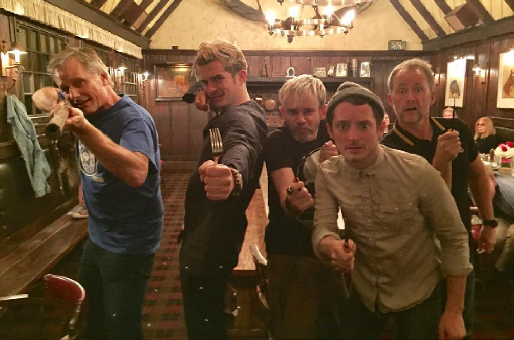 The Cast of 'Lord of the Rings' Recently Gathered for A Heartwarming Reunion