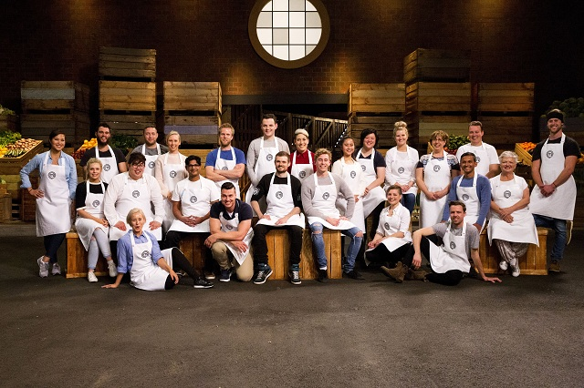 MasterChef Australia Season 9's Top 24.