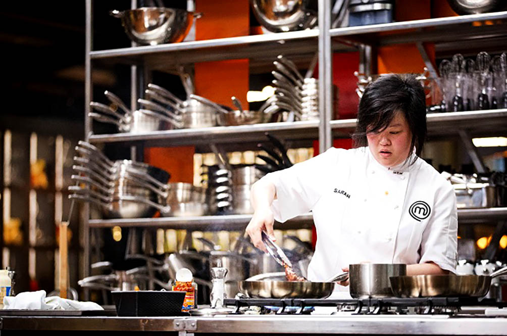 This Malaysian Chef Won't Let An Illness Stop Her From Winning 'MasterChef Australia S9'