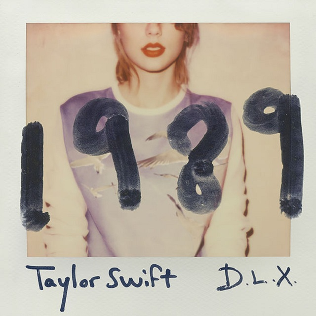 '1989' has official sold 10 million copies around the world.