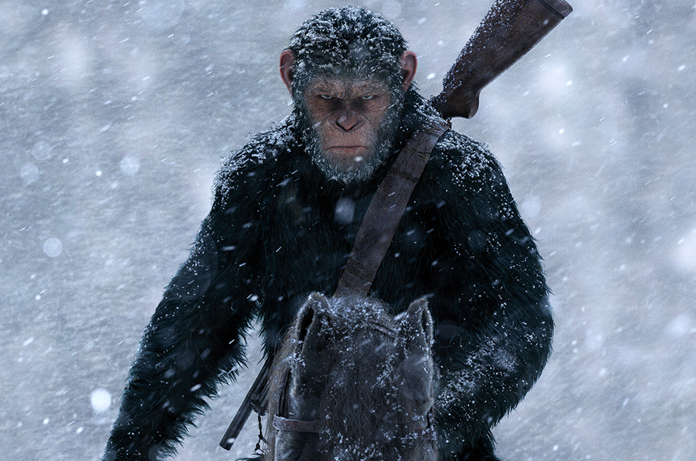 [CONTEST] Win 'War For The Planet Of The Apes' In-Season Passes & Exclusive Goodies