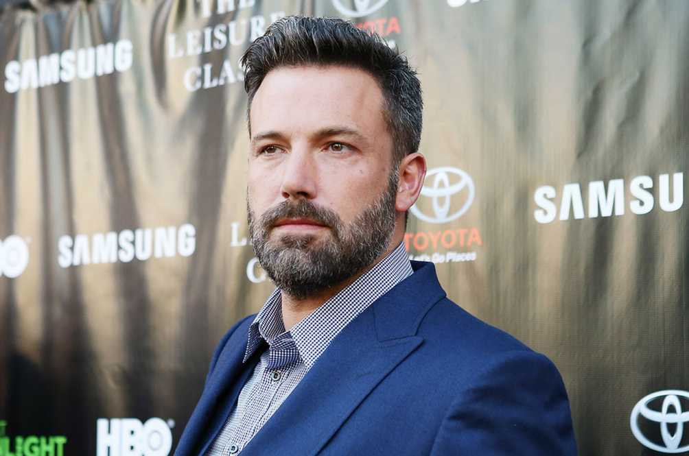 Ben Affleck Completes Alcohol Addiction Treatment